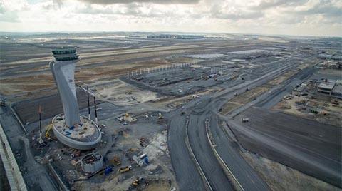 Yeni Havalimanının Ulaşım İhalesi, Salı Günü Yapılacak