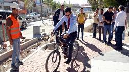 Kırşehir Belediyesi'nden Bisikletli Ulaşıma Teşvik