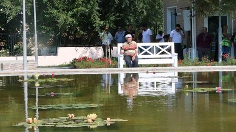 Bolu Nilüfer Sanat Parkı'na Kavuştu