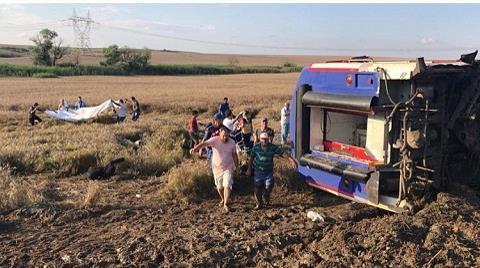 TMMOB Tren Faciası Raporu: Menfez Dolguları İnşaat Artıklarıyla Yapılmış