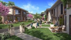 Asmalı Bahçe Şehir Projesinin İlk Etap Teslimleri Başladı