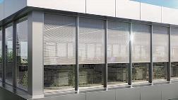 Schüco'dan Toplanır Lamel Sistemli Yeni CSB