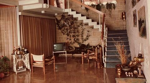 Kamhi-Grünberg İkiz Villası, Burgazada SALT Araştırma, Utarit İzgi Arşivi