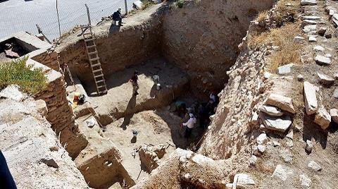 Kalehöyük'te 800 Yıllık Ahi Ocakları Bulundu