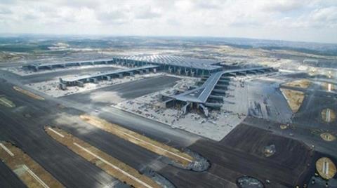 Yeni Havalimanı için Geri Sayım Başladı