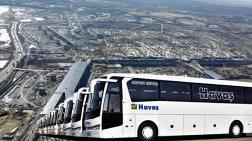 3. Havalimanı Toplu Taşıma İhalesi İptal Edildi