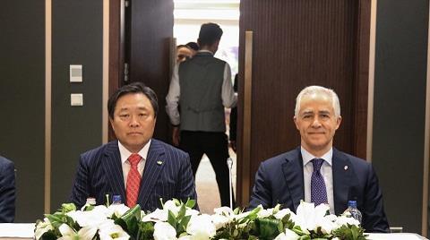 """""""Türk Müteahhitleri Yurt Dışında 370 Milyar Dolarlık İş Yaptı"""""""