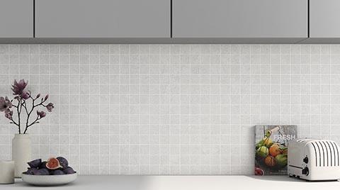 Newcon White Mosaics