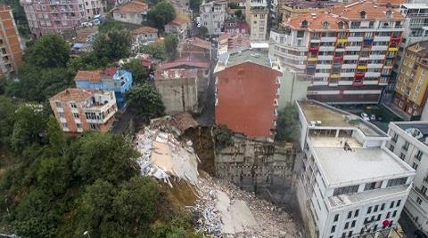 """İstanbul'un İnşaatla İmtihanı: """"Yağmur Yağınca Yol Çöküyor"""""""