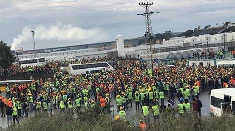 3. Havalimanı'ndaki Olaylarla İlgili Tutuklama