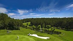 Golf Sahasına Yüzlerce Villa