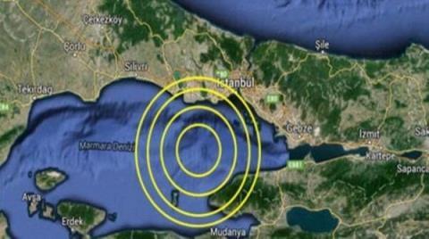 Marmara İçin Korkutan Açıklama: Deprem Bekleniyor