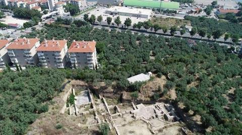 """""""İmar Barışı""""ndan Antik Kent Üzerine AVM Çıktı"""