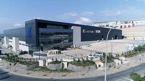 Systemair HSK Türkiye'nin LEED Gold Sertifikalı Fabrikası Açıldı