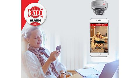 """Ev Güvenliği İhtiyacınız için """"Kale Kamera Sistemleri"""""""