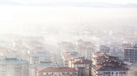 Türkiye Temiz Havaya Hasret: 34 Bin Erken Ölüm