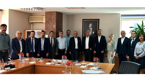 Kemal Çolakoğlu, BİTÜDER'e Yeniden Başkan Seçildi