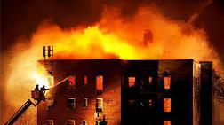 """""""En Akıllı Yapı Tasarımı Yangına Çökmeden Dayanabilendir"""""""