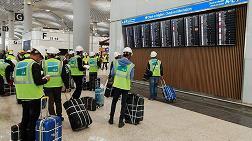 İstanbul Yeni Havaalanı'nda Yolcu Testi