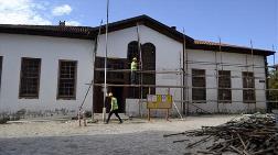 2. Abdülhamid'in Yaptırdığı Okul Eğitim Müzesi Olacak