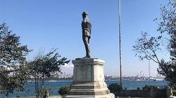 İlk Atatürk Anıtı 92 Yaşında