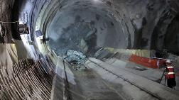 Yeni Havalimanı Metrosunda Rekor Kırıldı