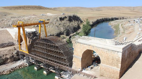 Türkiye'de Restore Edilen En Uzun Köprü