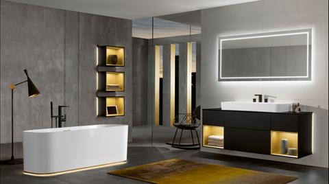 Villeroy&Boch Finion ile Lüks ve Rahatlatıcı Banyolar