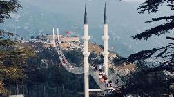 4 Minareli Asma Köprüye İngiltere'den Ödül