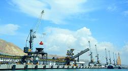 """Uluslararası Türkmenbaşı Limanı """"ENR Best Project Ödülü"""" Kazandı"""