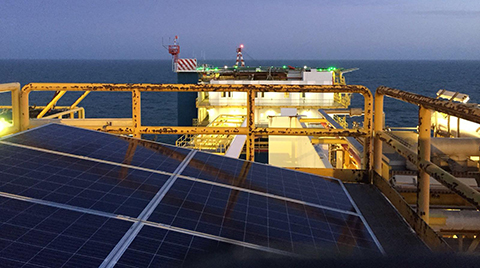 Total'in Kuzey Denizi'nde Tercihi Teksan Jenaratör