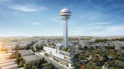 Ankara'daki Atakule 29 Ekim'de Açılıyor
