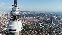 Çamlıca Kulesi'nin Dışını Kaplayan Firma Konkordato İlan Etti