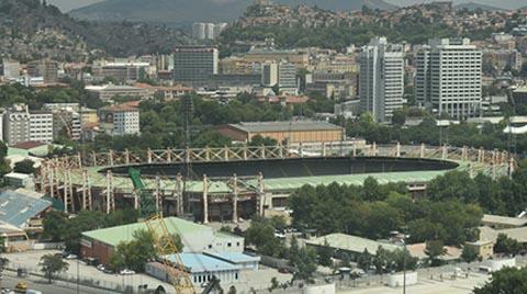 19 Mayıs Stadyumu'nun Yıkımı Durduruldu