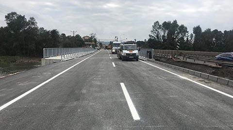 Cevizdere Köprüsü Ulaşıma Açıldı