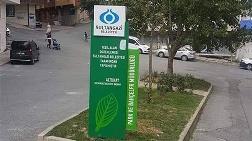 """""""İstanbul'da 4 Metrekarelik Yeşil Alancık"""""""