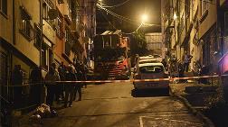 Şişli'de 4 Binada Çökme Tehlikesi