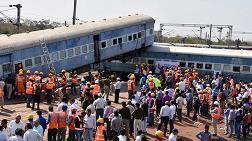 Tren Kazalarında Son İki Yılda Yaklaşık 50 Bin Kişi Öldü