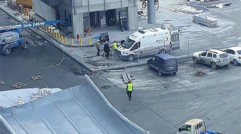 3. Havalimanı'nda Bir 'İş Kazası' Daha