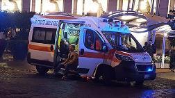 Roma Metrosunda Yürüyen Merdiven Çöktü