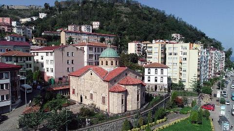 Eski Kilise Binası 30 Yıldır Müze Olarak Kullanılıyor