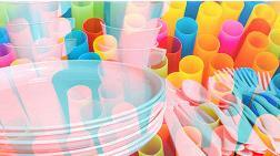 AB'den Tek Kullanımlık Plastik Ürünlere Sınırlama