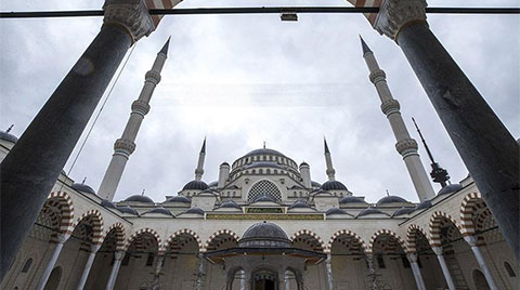 Çamlıca Camii'ni Yapan Firmadan Konkordato İlanı