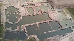 İnşaat Alanındaki Kalıntı 'İmparatorluk Salonu' Çıktı