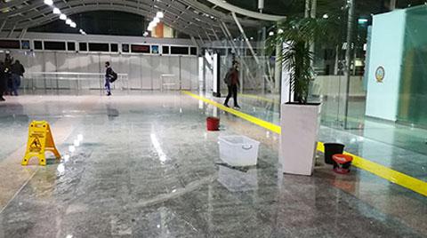 Hatay Havalimanı'na Kovalı Çözüm