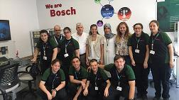 Bosch Termoteknik'te Üretimde Engel Yok