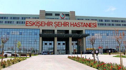 Eskişehir Şehir Hastanesi Açılıyor