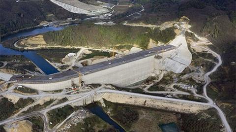 Melen Barajı Tamamlanamıyor