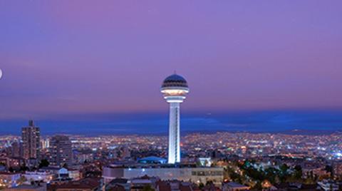 Ankara'nın Simgesi Atakule Açıldı