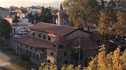 1700 Yıllık Ayasofya'ya Cam Kapı